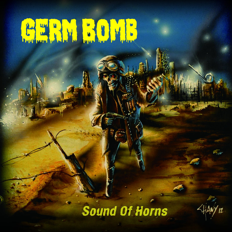 Germ Bomb: Sound of Horns CD